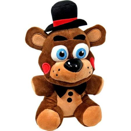 Funko Five Nights At Freddys Freddy Plush  Red Cheeks