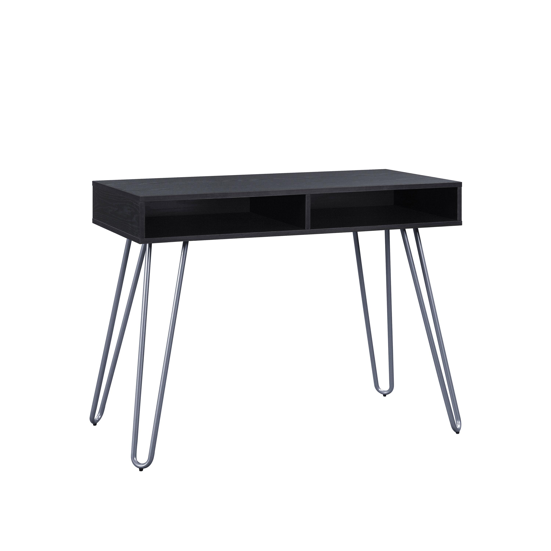 MS Hairpin Desk - Black