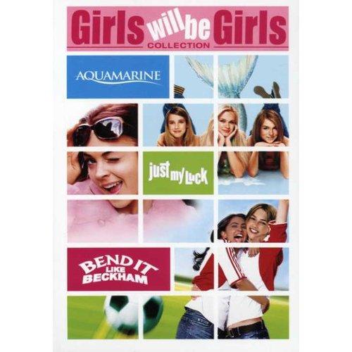 Girls Will Be Girls Collection: Aquamarine / Bend It Like Beckham / Just My Luck (Widescreen)