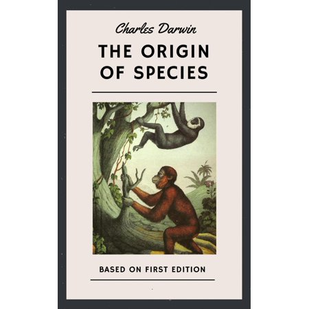 Charles Darwin: The Origin of Species (First Edition) -