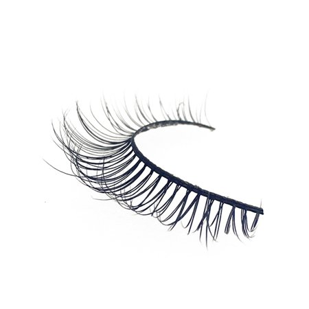 1 Pair Luxury 3D Mink hair False Lashes Fluffy Strip Eyelashes Long
