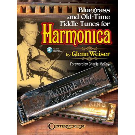 (Bluegrass and Old-Time Fiddle Tunes for Harmonica)