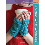 Search Press BooksKnitted Wrist Warmers (20 To Make)