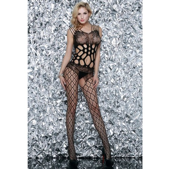 5a62ea5ec9c ATB - 1 Bodystockings Mesh Fishnet Sexy Style Body Stocking Bodysuit ...