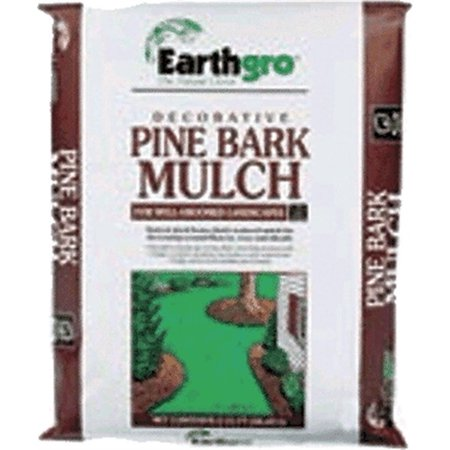 86752180 2 Cu Ft Earthgro Pine Bark Mulch