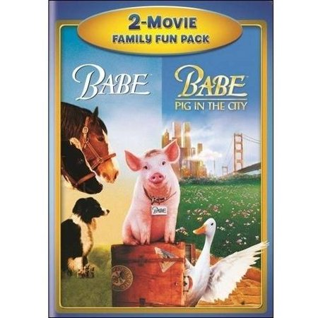 Babe 2 Movie Family Fun Pack  Dvd