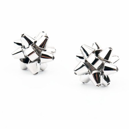 f525f73b83d73 kate spade New York Silver Bourgeois Bow Stud Earrings | Walmart Canada