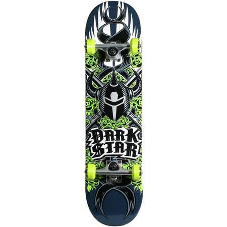 Darkstar DS40 Skateboard - Back To The Future Skateboard