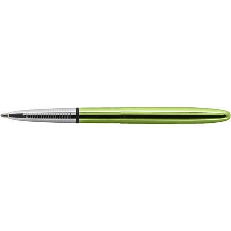 Fisher Bullet Sapce - 400LG-ENG Fisher Bullet Space Lime Green Engraved / Customized - Customize Pens