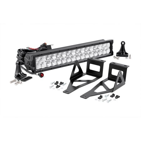 Rough Country Custom LED Bumper Mounting Kit (fits) 2005