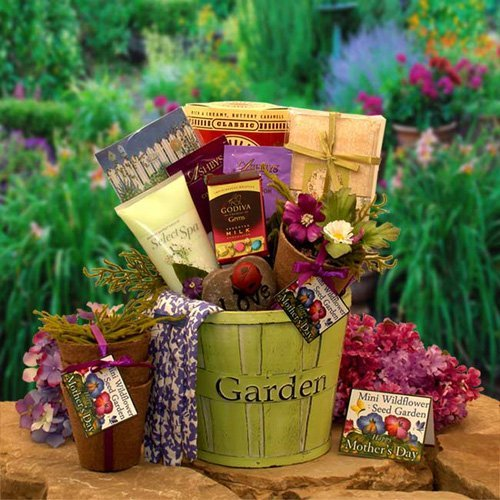 Spring in Bloom Mother's Day Gardeners Gift Pot
