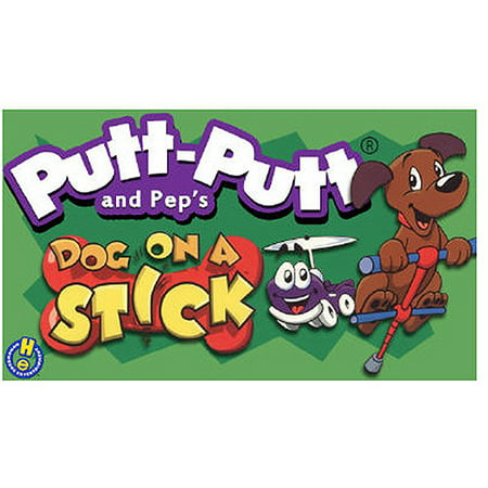 Tommo 58411033 Putt-Putt and Pep's Dog on a Stick (PC/MAC) (Digital Code) - Pep Assembly Games