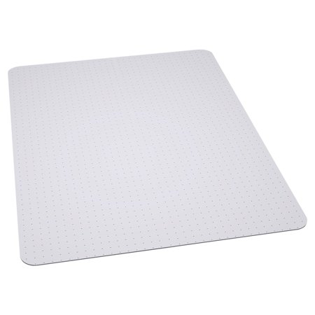 Flash Furniture 36 x 48 Chair Mat for All Carpets, Rectangular