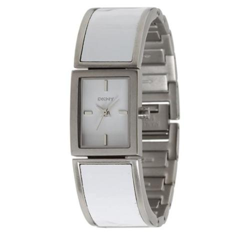DKNY NY8239 Womens Stainless Steel & Ceramic Casual Bracelet Watch