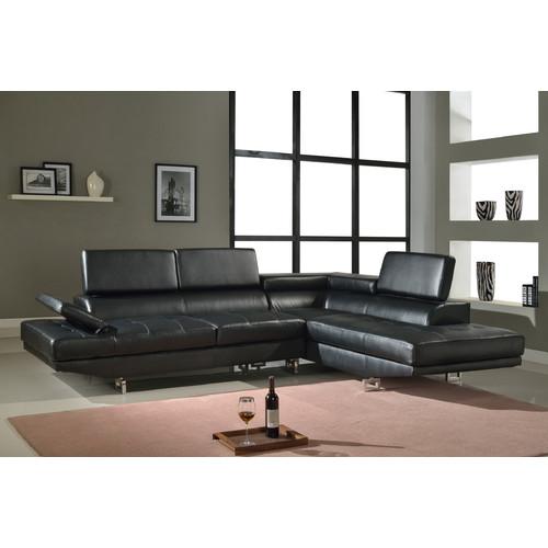 Beverly Fine Furniture Fila Reclining Sectional by Beverly Fine Furniture
