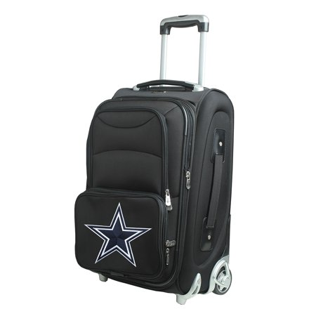 "Dallas Cowboys 21"" Rolling Carry-On Suitcase"