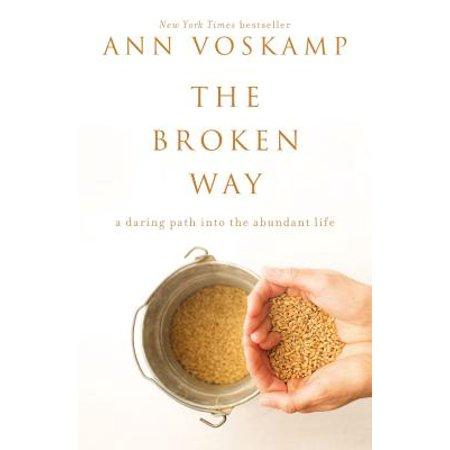 The Broken Way (Hardcover) (Best Way To Treat Broken Ribs)