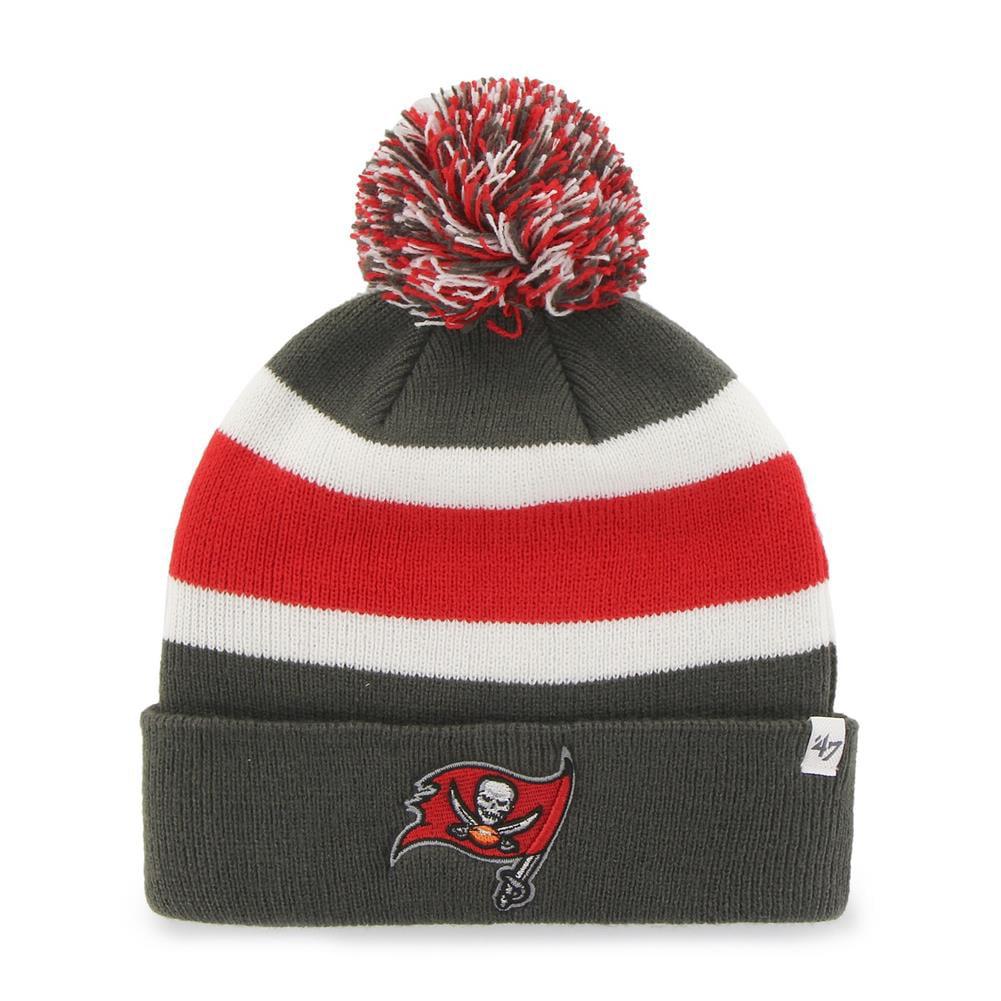 47 NFL Unisex-Child Cuff Knit Hat with Pom