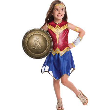 Wonder Woman 12' Shield - Child's Wonder Woman Costume