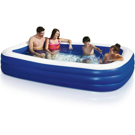 play day deluxe family swimming pool
