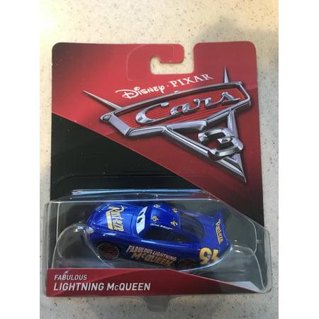 Disney/Pixar Cars 3 Fabulous Lightning Mcqueen Die-cast Vehicle ()