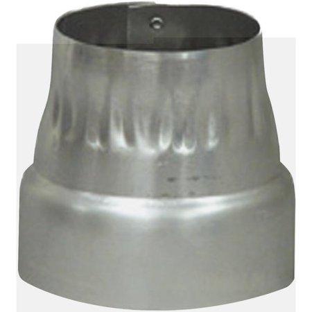 Deflecto Canada Dirb43 4 Inch To 3 Inch Vent Adapter