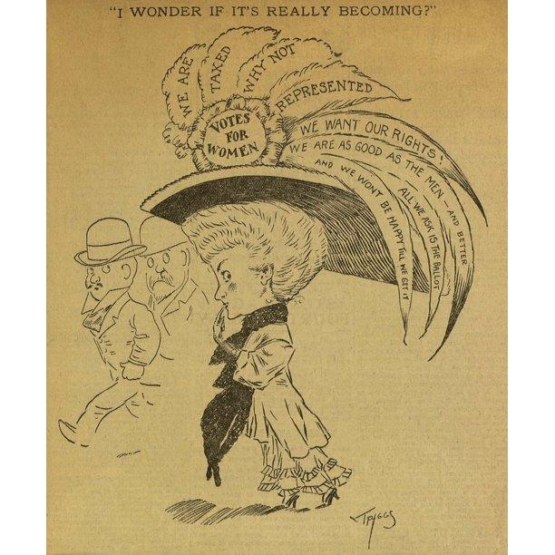 1891 American Political Cartoon Captioned History 24 X 36 Walmart Com Walmart Com