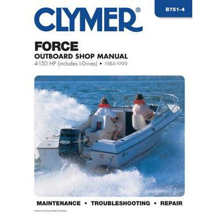 Force Outboard Shop Manual (I T Shop Manuals)