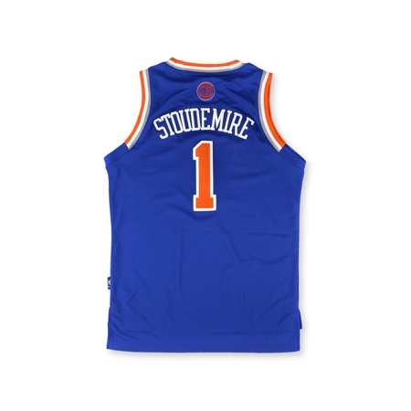 Adidas Boys Stoudemire Swingman Jersey stoudemireblue M - Big Kids (8-20)