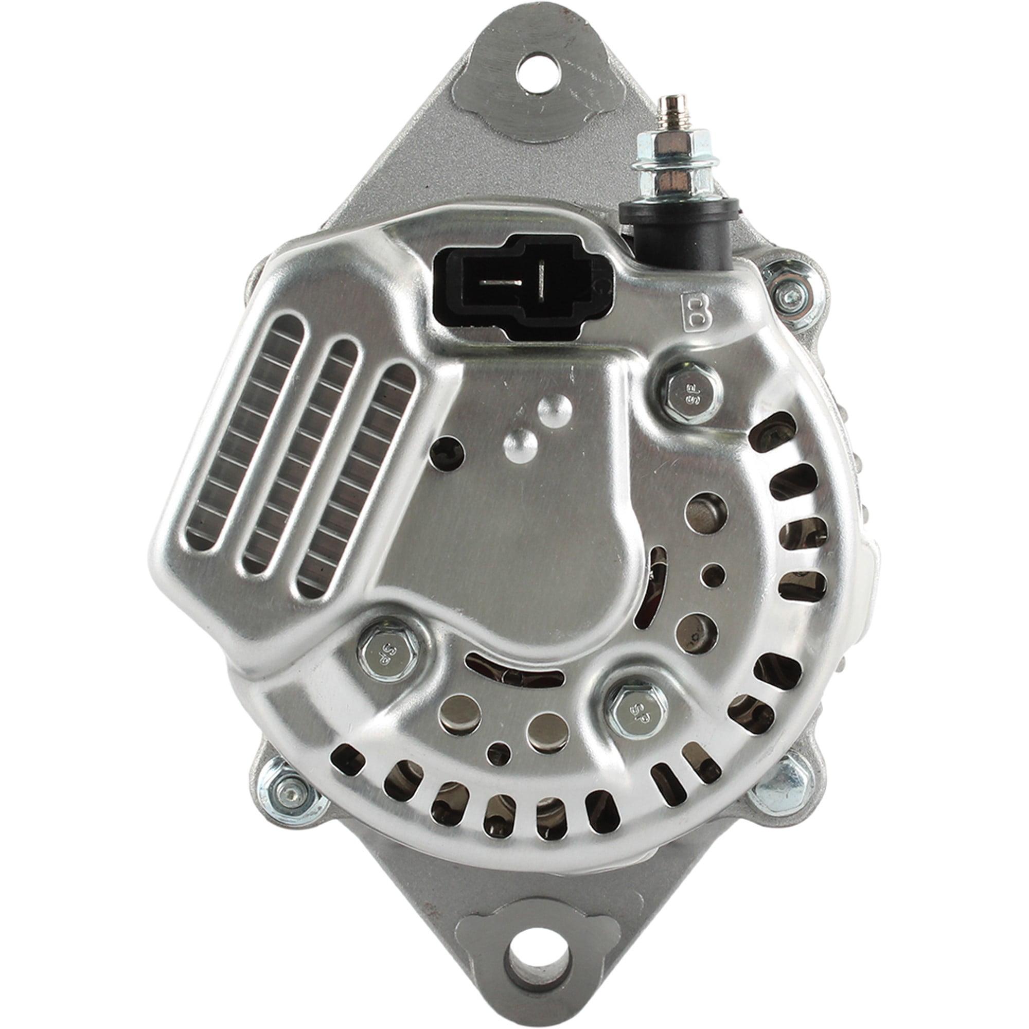 New Alternator For Yanmar ; 12-Volt; 45 Amp 119254-77200 101211-2841
