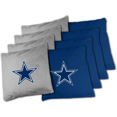 Wild Sports Nfl Dallas Cowboys Xl Bean Bag Set