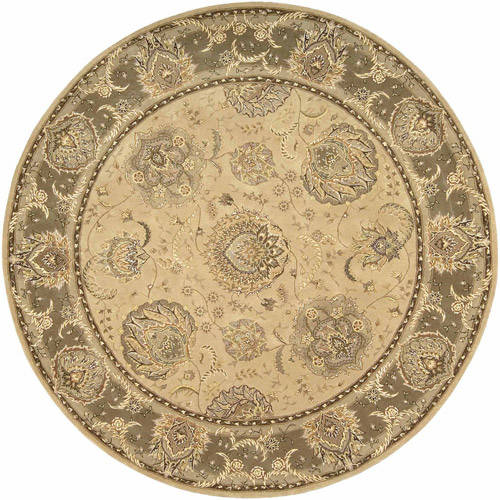 Nourison 2000 Collection Round Area Rug