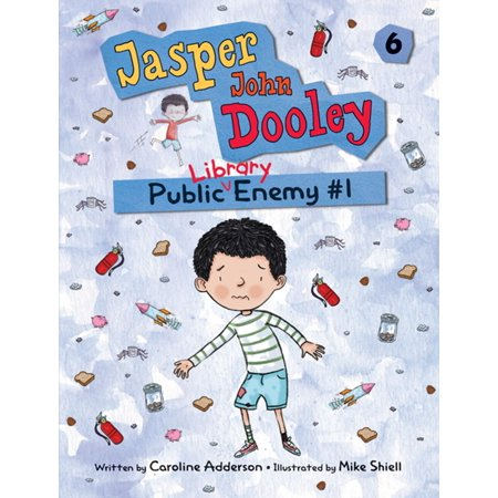 Jasper John Dooley: Public Library Enemy #1 - eBook](Halloween Public Library)