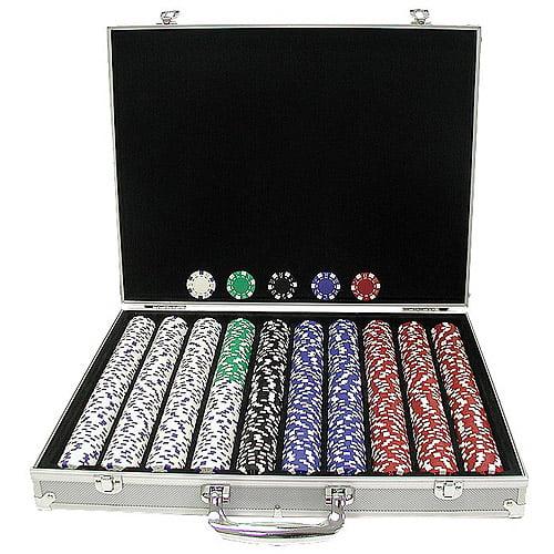 Trademark Poker 1000 Deadwood Casino 11.5g Poker Chips