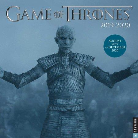 Game of Thrones 2019-2020 17-Month Wall Calendar](Game Of Thrones Halloween Meme)