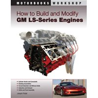 Motorbooks Workshop: How to Build and Modify GM LS-Series Engines (Paperback)