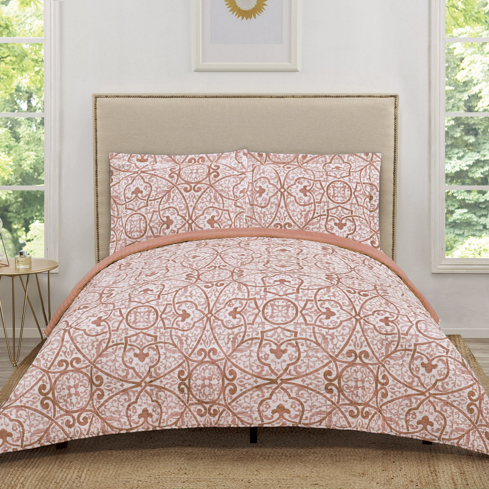 Marcello Quilt Set by Truly Soft