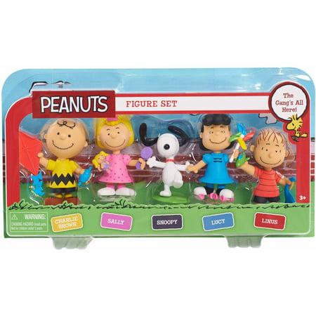 Peanut Figues Set, 5pk