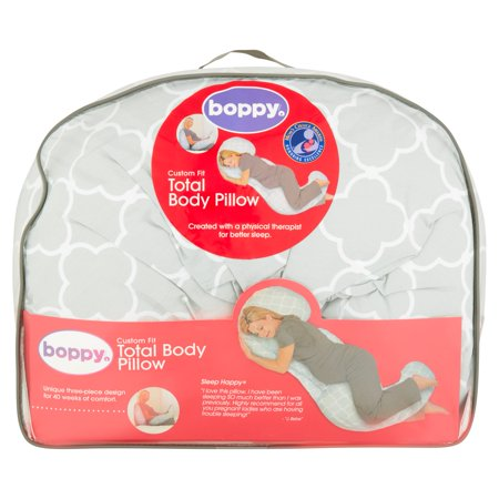 Boppy Custom Fit Total Body Pillow Walmart Com