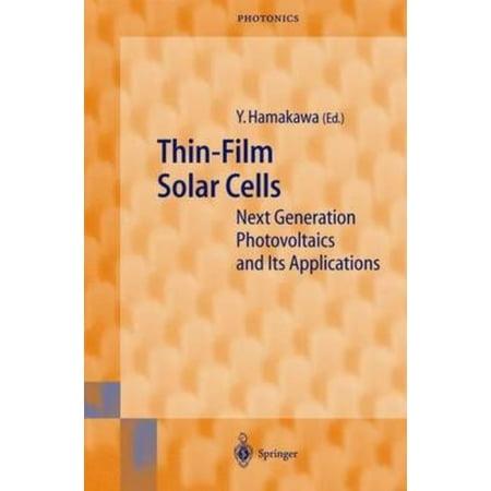 Thin-Film Solar Cells