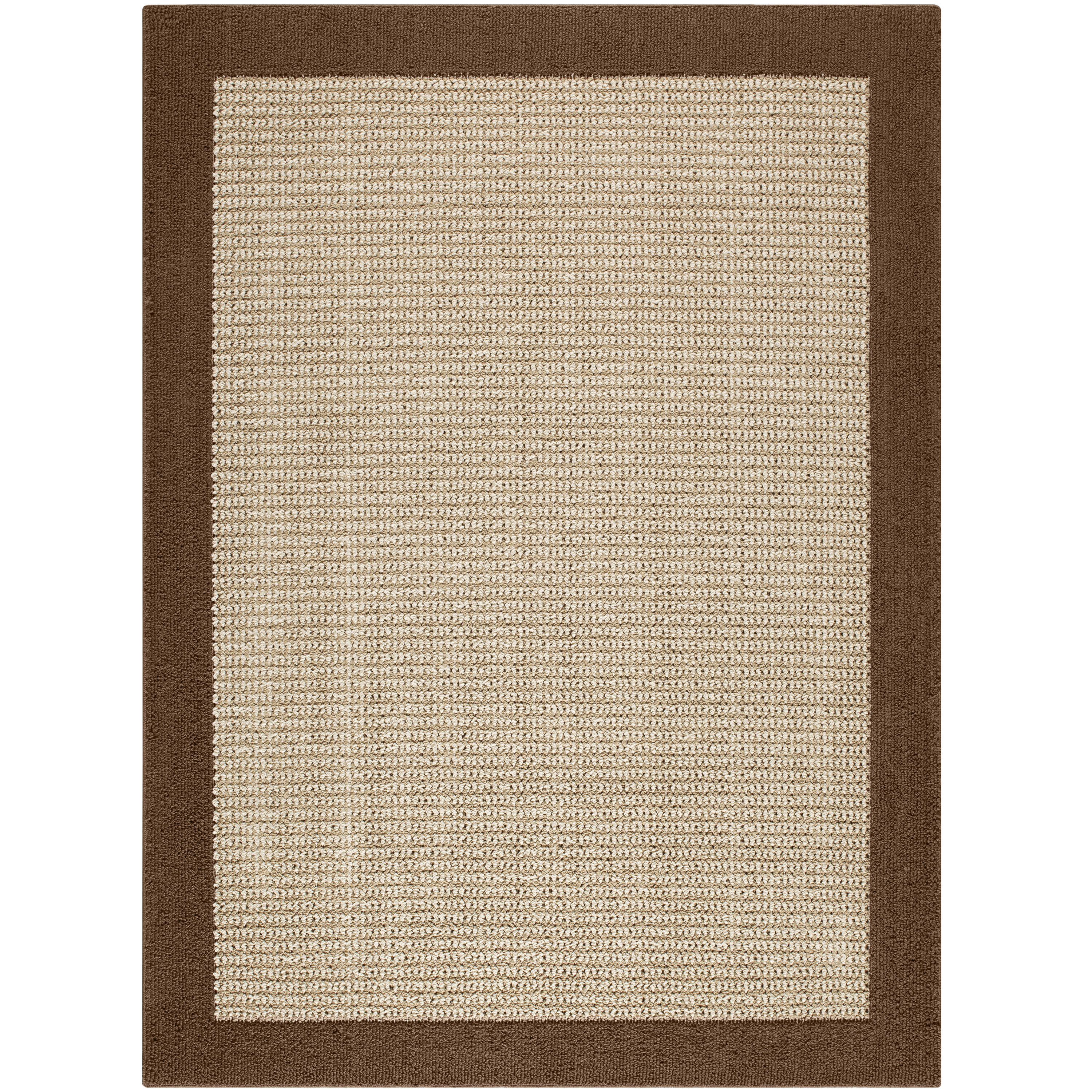Mainstays Faux Sisal Tufted High Low Loop Area Rug or Runner, Multiple Sizes and Colors by Maples Industries, Inc.