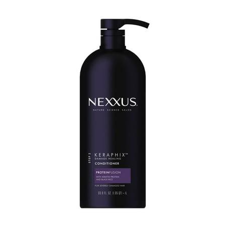 Nexxus Keraphix for Damaged Hair Conditioner, 33.8 (Nexxus Parts)