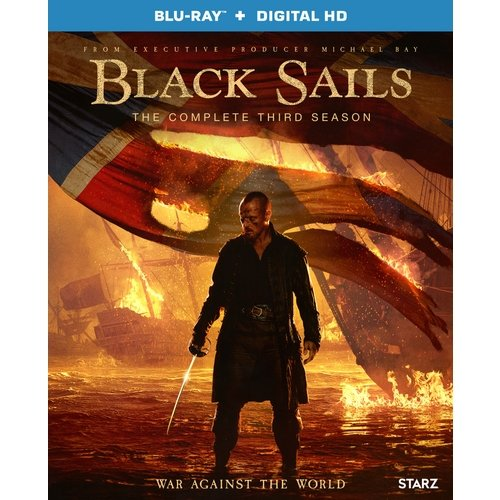Black Sails: The Complete Third Season (Blu-ray   Digital HD)