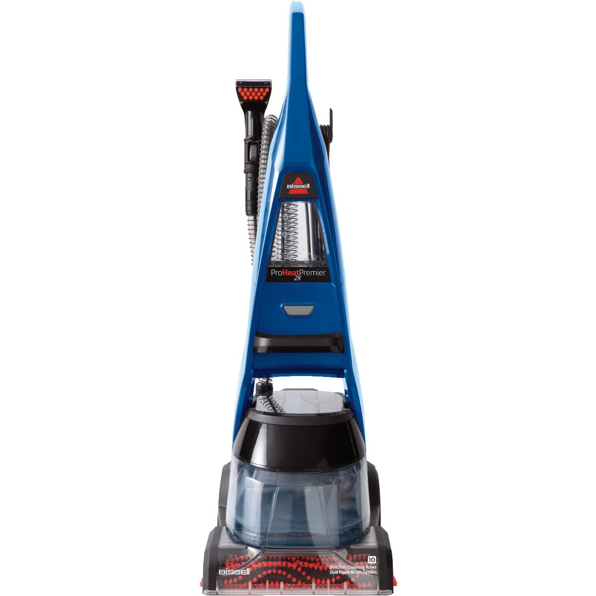 Bissell ProHeat 2X Premier Carpet Cleaner, Blue