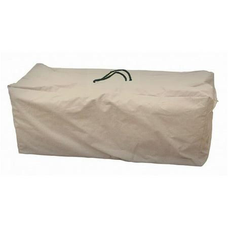 Sure Fit Patio Cushion Storage Bag, Taupe - Sure Fit Patio Cushion Storage Bag, Taupe - Walmart.com