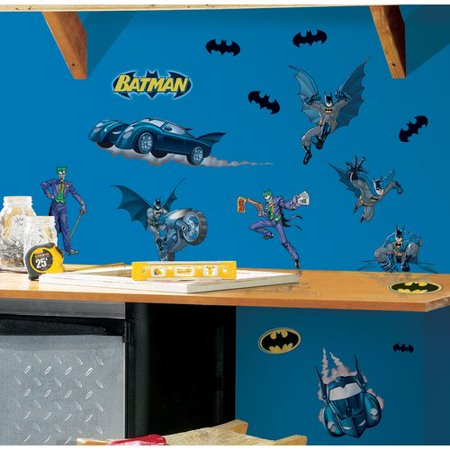 Wallhogs DC Comics ''Batman'' Gotham Guardian Cutout Wall Decal - Batman Car Decal