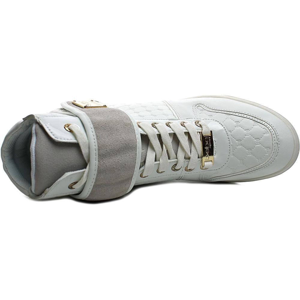 9c3f5fcc346 Bebe Sport - Bebe Sport Colby Women Leather White Fashion Sneakers -  Walmart.com