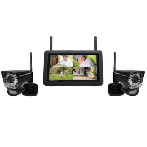 Uniden UDR780HD 7; Touchscreen HD Video Surveillance System