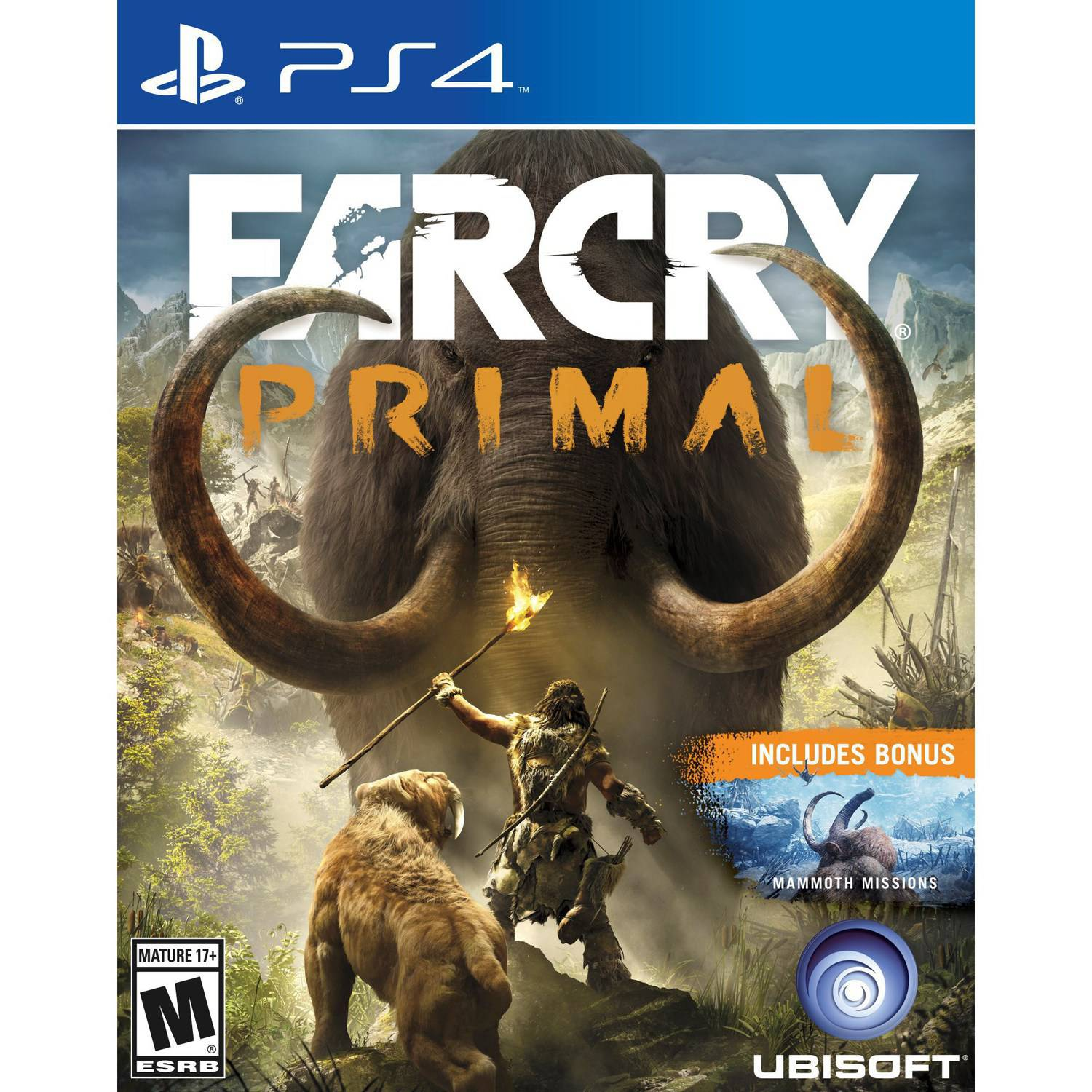 Far Cry Primal (PlayStation 4)