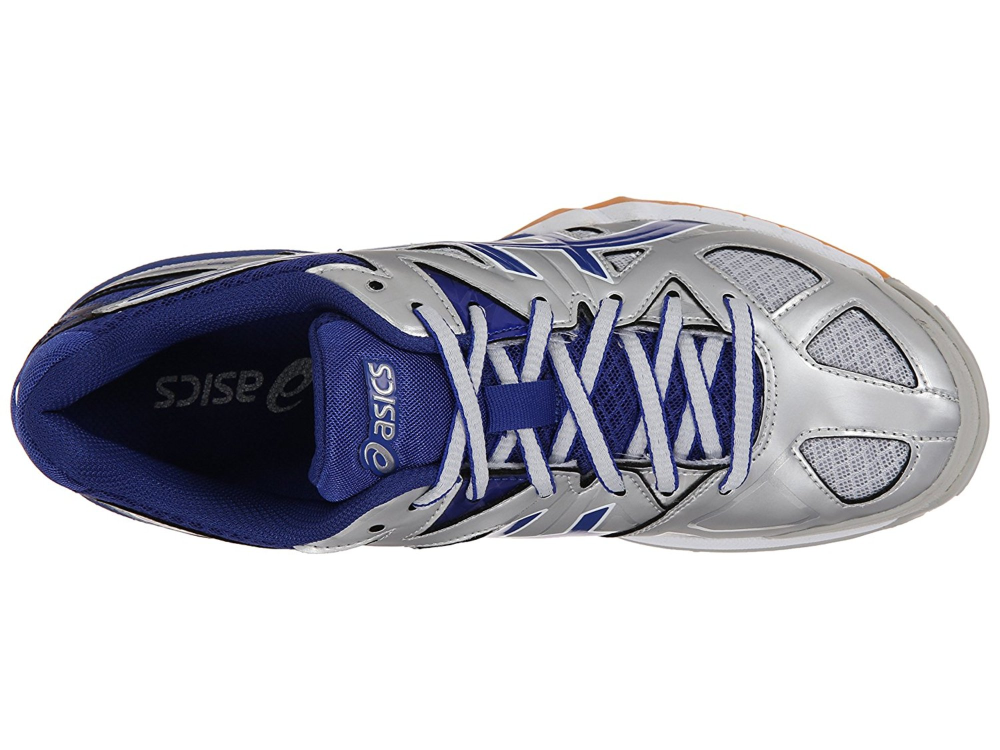 Asics Womens Gel Tactic Low Top Lace Up Running Sneaker by ASICS